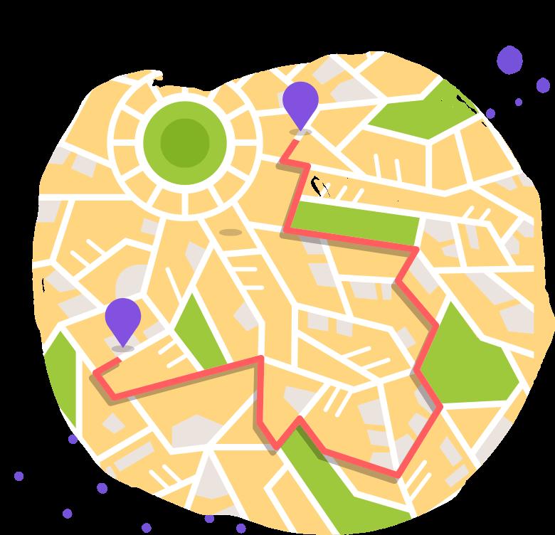 marathon-map