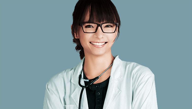 Sarah Prey <i>Doctor</i>