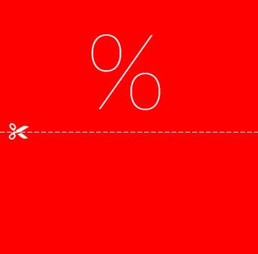 Spar op til<br />40%