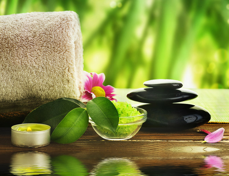 Image result for spa pictures green